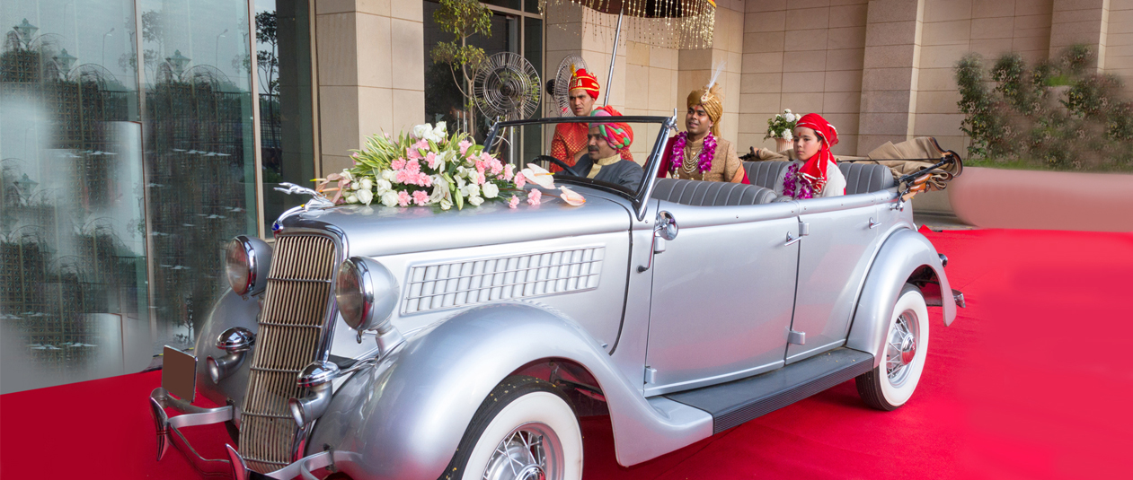 Wedding Car Rental Services In Delhi