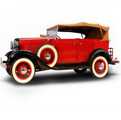Our wedding car selection has a wide range of vintage cars that is sure to wow you
